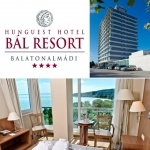 Hunguest Hotel Bál Resort**** Balatonalmádi