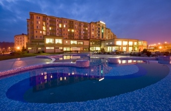 Hotel Karos Spa Wellness �denkert
