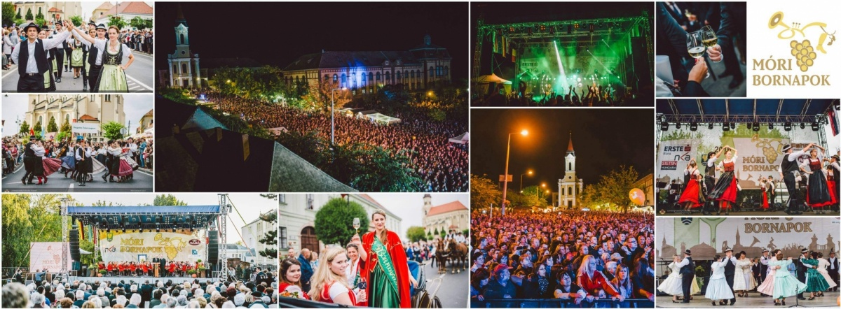 5038fe8c57 Móri Bornapok Népzenei és Néptánc Fesztivál 2019 - Programturizmus