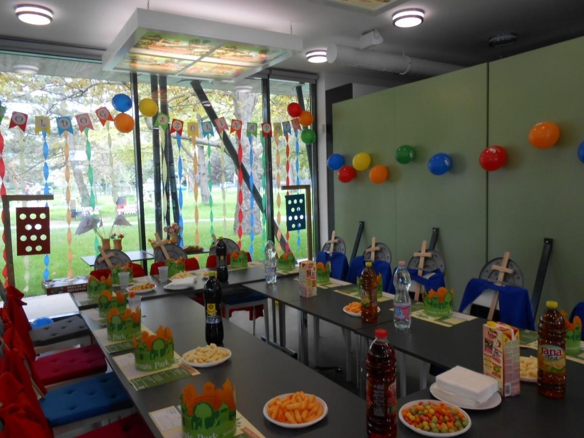 szülinapi rendezvények gyerekeknek Székesfehérvári születésnap a Koronás Parkban, szülinapi zsúr  szülinapi rendezvények gyerekeknek