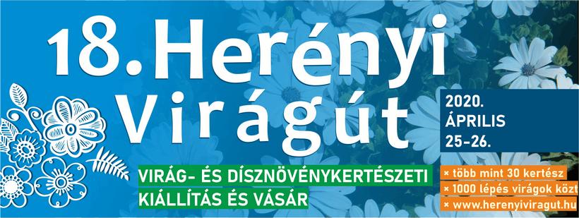 9acb6f2c98 Herényi Virágút 2019. Virág- és dísznövénykertészeti kiállítás- és vásár