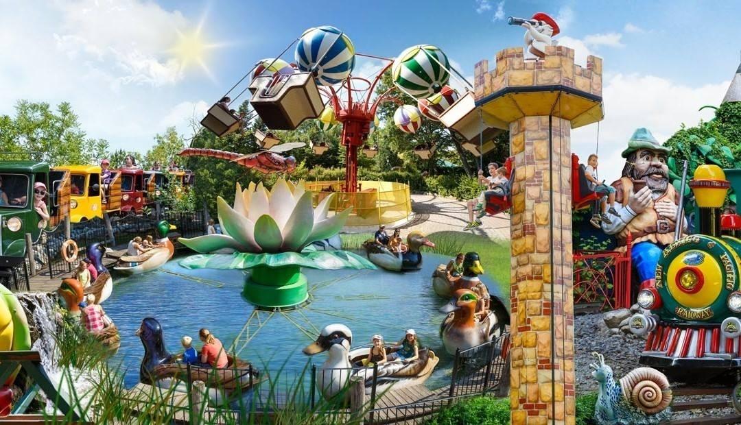 Familypark Es Futura Elmenypark Latogatas Kedvezmenyes Wellness