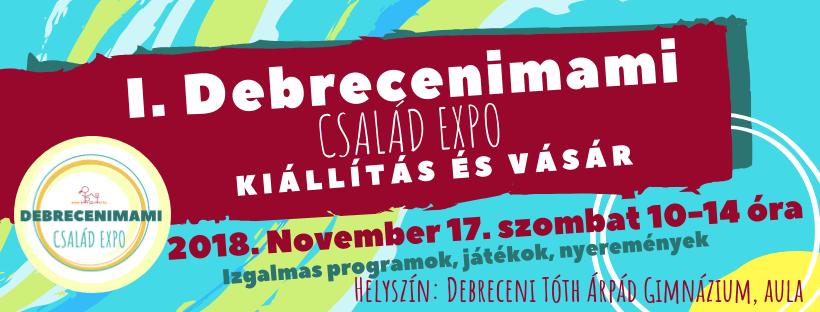 Család Expo Debrecen 2018 - Programturizmus dcb47e004b