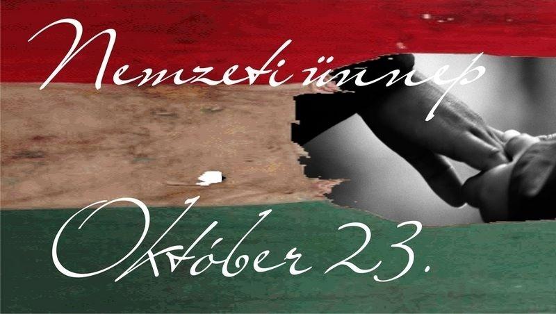 Október 23 Siófok. Megemlékezés és Koszorúzás 2019 - Programturizmus