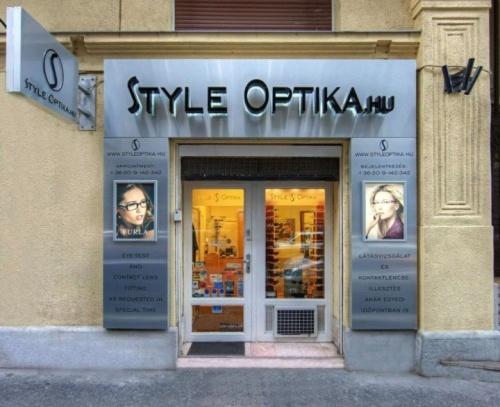Pest megye · Budapest · V. kerület · Style Optika e343e55b6f