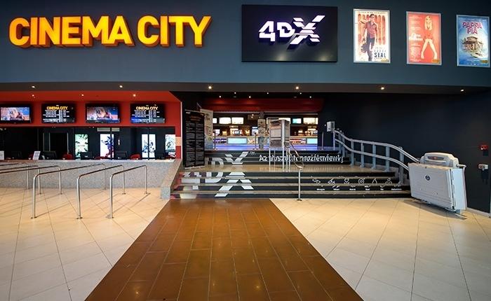 Cinema City Győr - Programturizmus