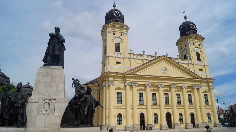 Nagytemplom Debrecen - Programturizmus 3095b47f83