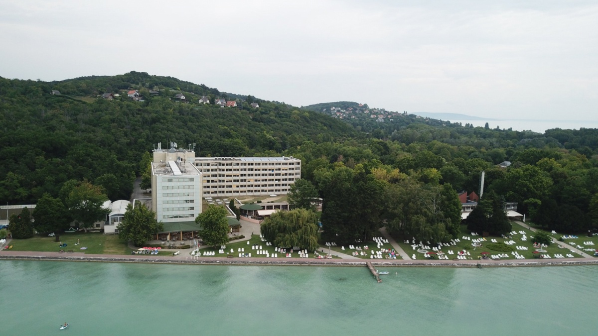Club Tihany üdülőfalu Hotel Bungaló Konferencia üdülő