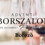 Adventi Borszalon 2019 Pécs