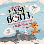 Adventi program Budapesten 2019. Adventi Mesehotel a Gellértben