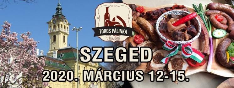 Szegedi Toros Pálinkafesztivál 2019