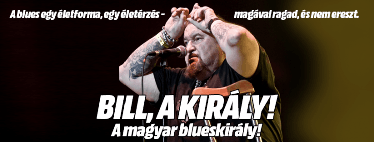 Deák Bill Blues Band koncertek 2020