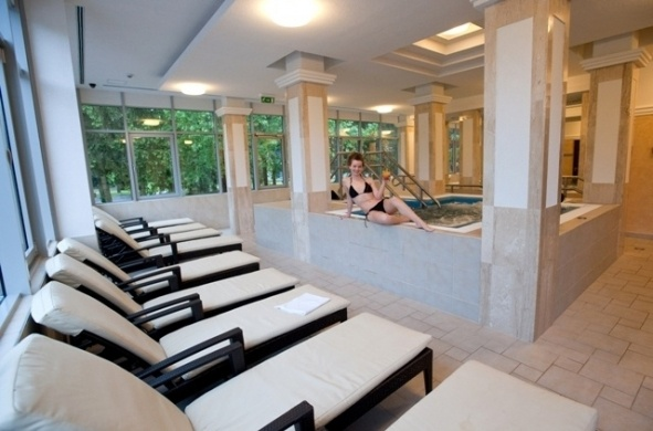 Hotel Spa Hévíz wellness
