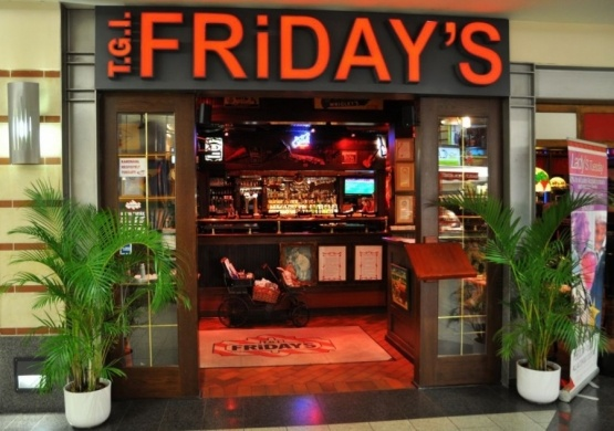 T.G.I. Friday`s WestEnd