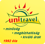 Unitravel Pólus Center
