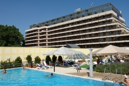 Thermal Margaret Island Health Spa Hotel****