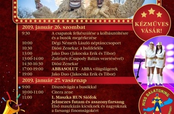 Farsangi Toros Party Siófok 2019