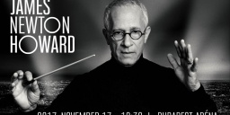 James Newton Howard koncert Budapest 2017