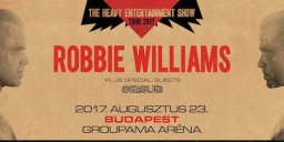 Robbie Williams koncert 2017
